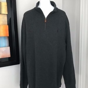 Ralph Lauren Gray Pullover Sweater Size XXL